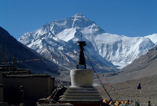 Rongbuk Everest